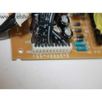 POWER BORD Receivers (+3.3V-+5V-+12V-+8V-+24V-+30V)