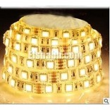 Waterproof 5M 72W 300 5050 SMD 4800LM Warm White Light LED Strip Lamp(DC12V)