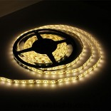 Waterproof 5M 300x3528 SMD Warm White Light LED Strip Lamp (12V)