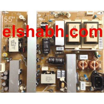 power board BN44-00342A BN44-00342B I55F1-ASM   LA55c750