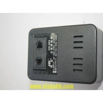 100W 220V to 110V Power Transformer