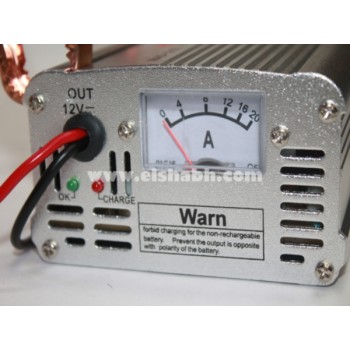BATTERY CHARGER 12V-10A