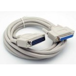 25pin Cable Male/Female