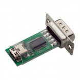 FTDI USB to Serial (RS-232) Adapter (With DB9 Connector)