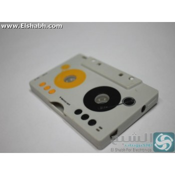 Cassette Adapter MP3 Player for Cars (Reads SD/MMC)